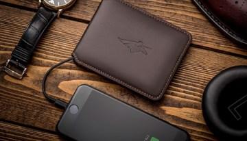 Volterman, proyecto en Indiegogo de cartera inteligente