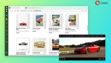 El navegador Opera presenta la versión 47 con mejoras en la usabilidad