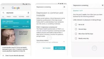 El buscador de Google detectará si estamos deprimidos