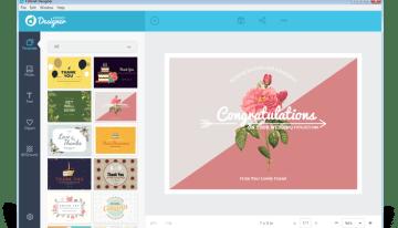 FotoJet Designer for PC, una herramientas con la cual podrás crear diseños en unos cuantos pasos