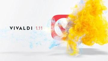 El navegador Vivaldi lanza la versión 1.11 con una accesibilidad mejorada y un nuevo ícono de aplicación.