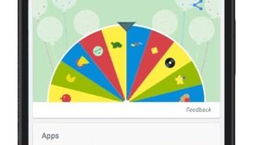 Hoy es el aniversario de Google,y lo celebra con un Doodle que incluye 19 juegos y pasatiempos.