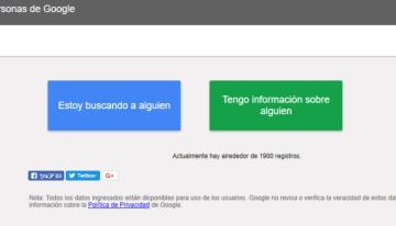 Google activa sus sistema de localización de personas para el Terremoto de México #sismo