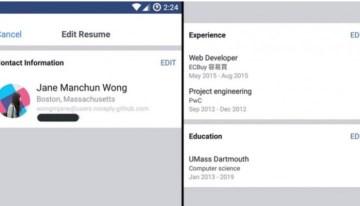 Facebook prueba nueva función para ayudar a sus usuarios a encontrar empleo