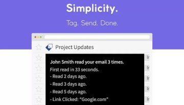 MailTag, una extensión para Google Chrome que informa en tiempo real si han leído nuestros emails