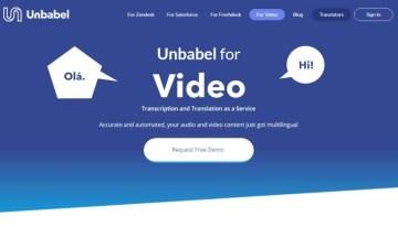 Unbabel ahora cuenta con la función de traducir videos para empresas usando Inteligencia Artificial