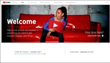 Google ofrece un nuevo sitio de herramientas para YouTubers