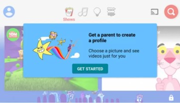 Los perfiles individuales llegan a YouTube Kids
