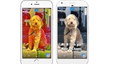 La Inteligencia Artificial agrega efectos a las imágenes que se compartan por Skype