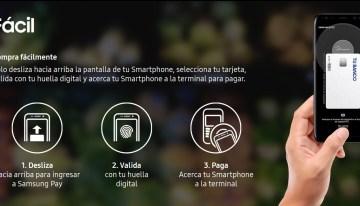 Samsung Pay ya funciona en México