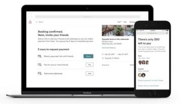 Ya podrás dividir la cuenta cuando uses Airbnb