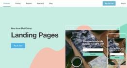 MailChimp ahora ofrece crear nuestro Landing Page de forma gratuita