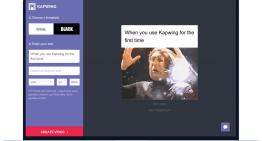 kapwing, una herramienta para crear de forma rápida memes y contenido multimedia
