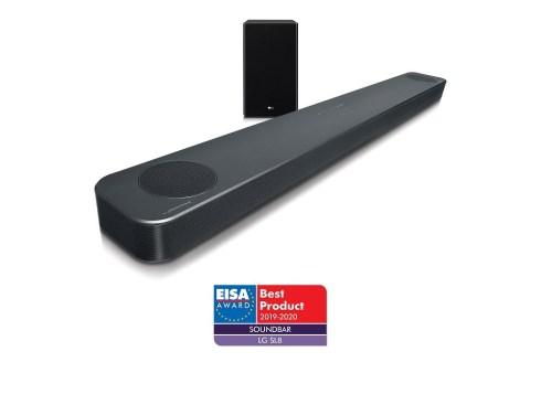 LG Soundbar (model SL8YG)