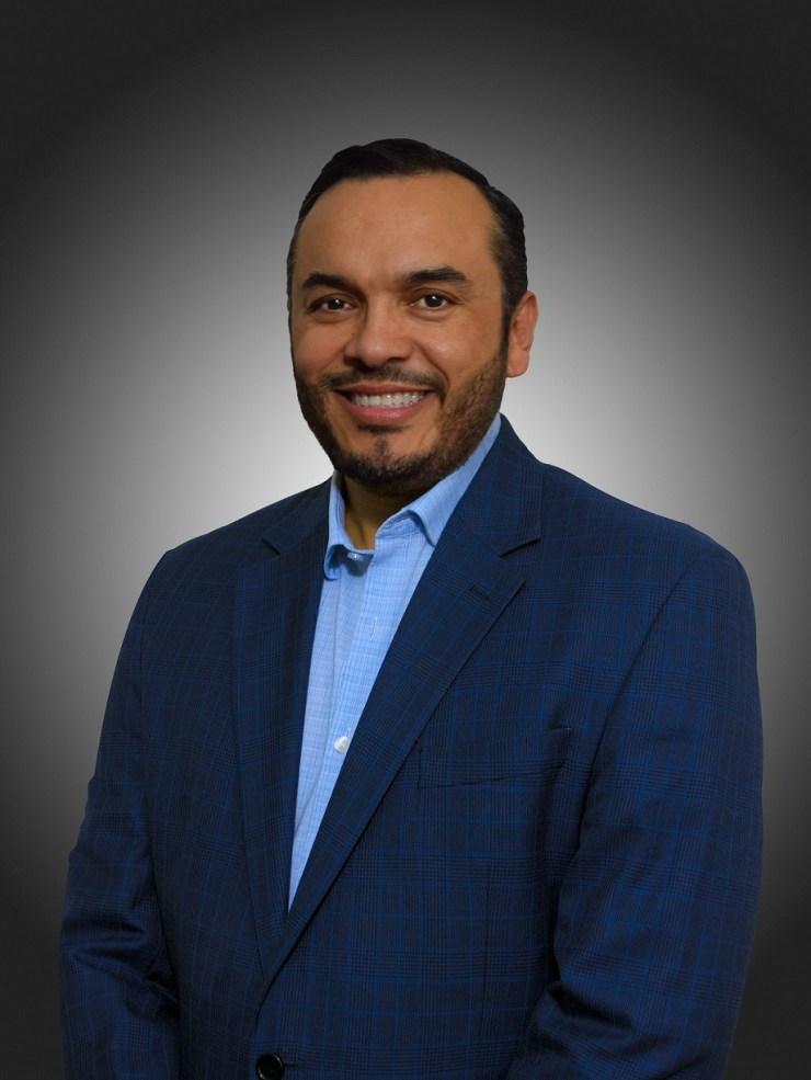 Amet Novillo Director General Equinix México