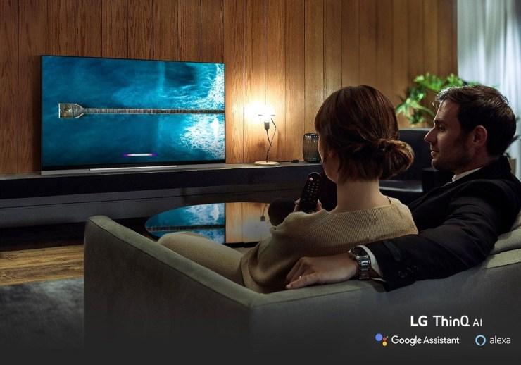 LG OLED E9