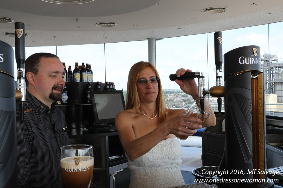 Guinness Gravity Bar