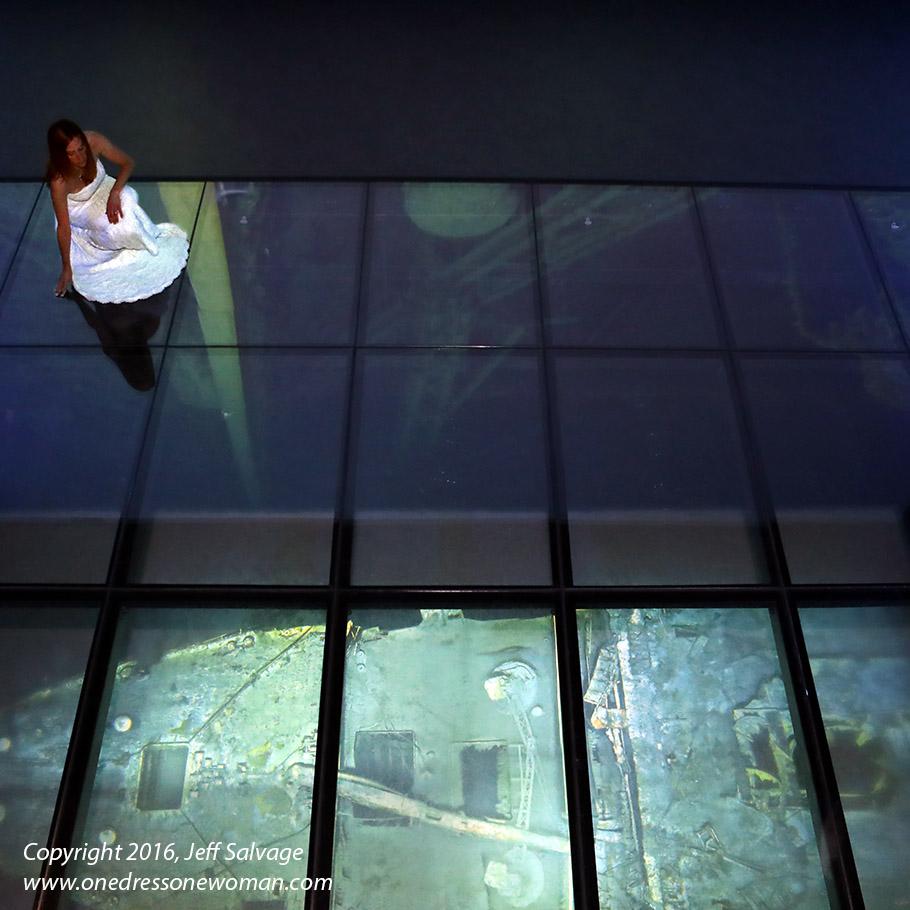 Titanic Underwater Exploration