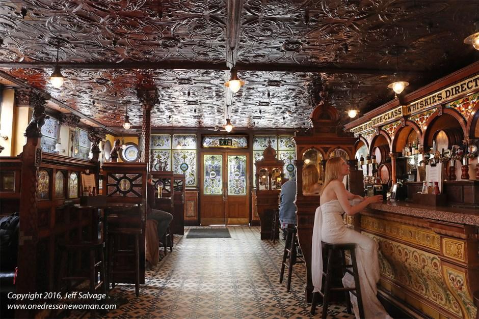 Crown Liquor Saloon