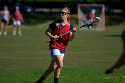 Megan Zummo St Marys College of California Womens Lacrosse 5