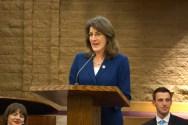 Crystal Apple Awards 2015 - District 16 State Assemblywoman Catherine Baker