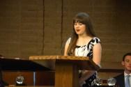 Crystal Apple Awards 2015 - Dublin High School Student Nicole Dayton