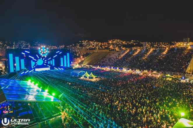 ULTRA Brasil Sold Out Show
