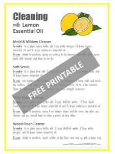 lemon printable page 1