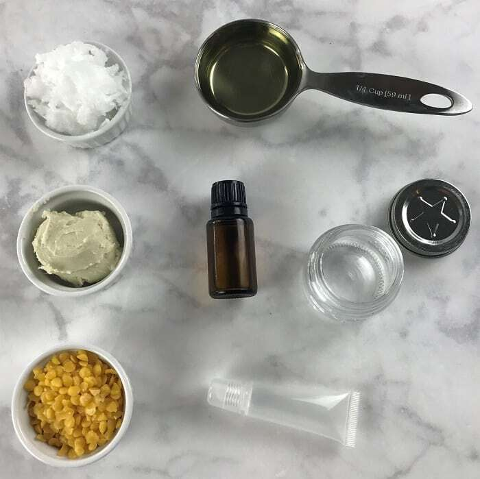 DIY all-purpose essential oil healing skin salve recipe: eczema, chapped skin, cracked heels, minor cuts, bug bites, bee stings, rash, burns, and more. #essentialoils #essentialoilrecipes #naturalremedies #healingsalve #essentialoilsforskin #eczema #bugbites #crackedheels #dryskin #DIYsalve #homemadeskinsalve