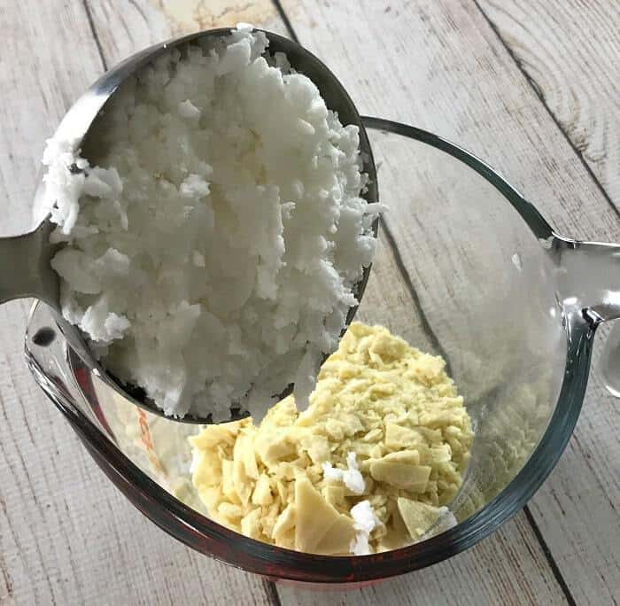 chopped kokum butter