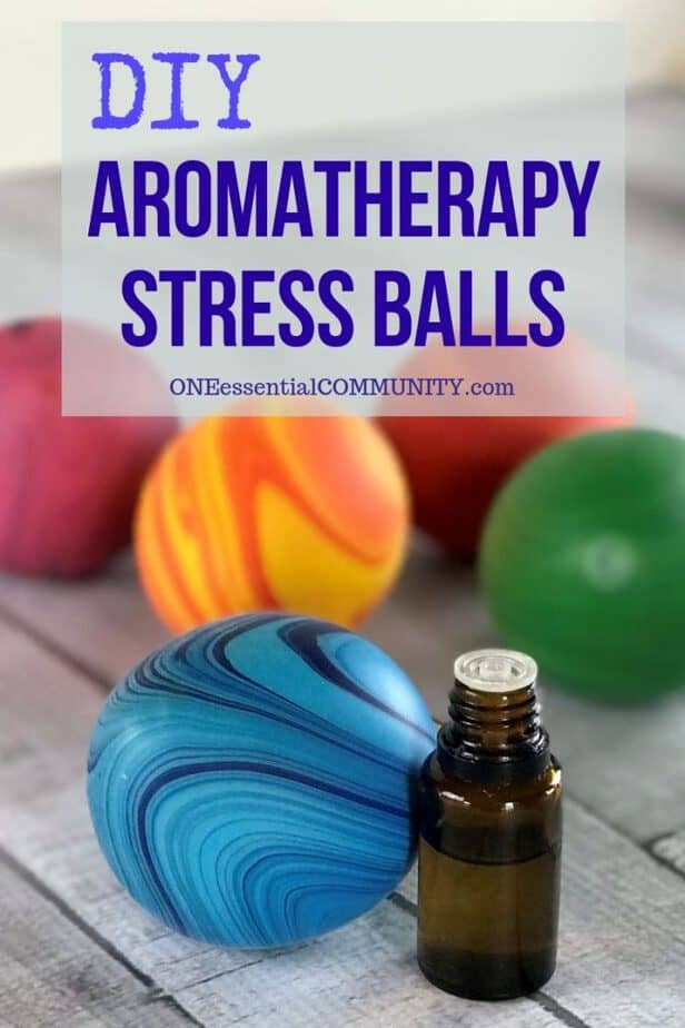 How To Make Aromatherapy Stress Balls One Essential Community