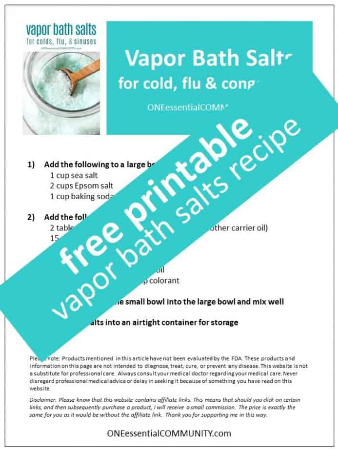 free printable of vapor abth salt recipe