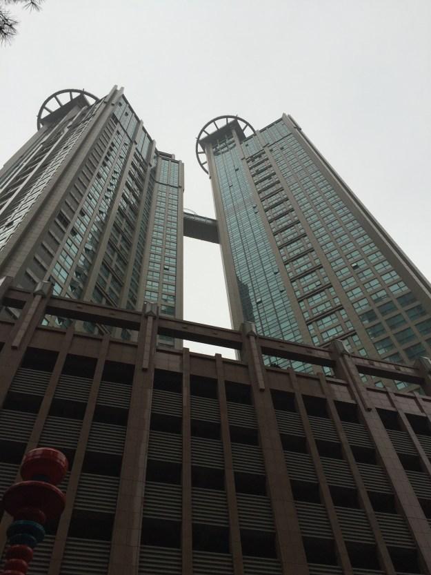 ソウルの高級マンション