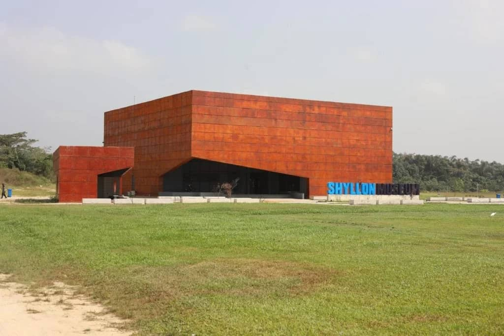 Yemisi Shyllon Museum of Art, a privately funded institution in Lagos Nigeria