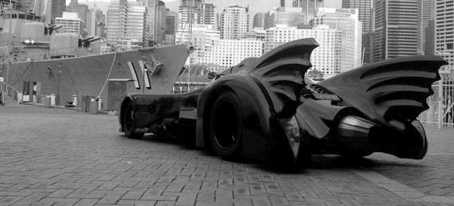 Batmobile AustraliaOne Fine Baby Fair 3