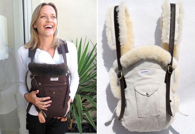 Lambini-Lambskin-baby-carrier-pouch-One-Fine-Baby-Fair-1