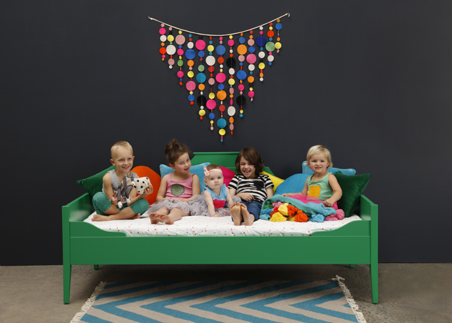 Lilly and Lolly Kids Bedding and Bedroom furniture One Fine Baby Fair 3