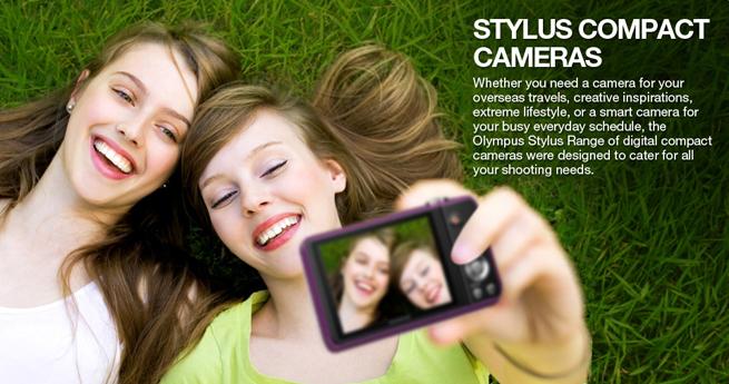 Olympus Cameras sponsor One Fine Baby fair 1