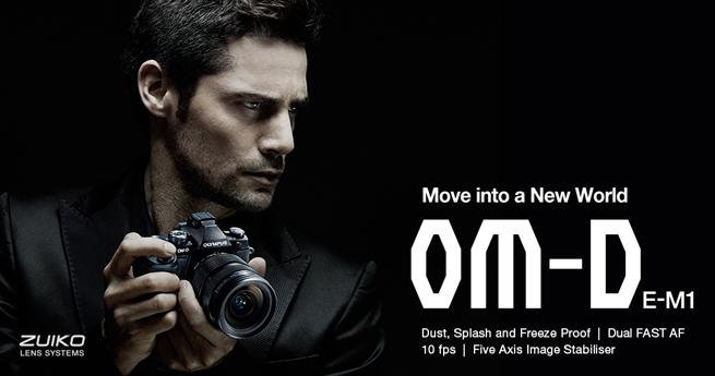 Olympus Cameras sponsor One Fine Baby fair 2