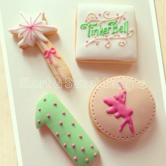 Short and Sweet Cookie Decorators One Fine Baby Fair 1