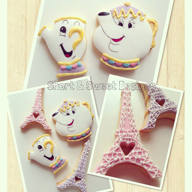 Short and Sweet Cookie Decorators One Fine Baby Fair 2