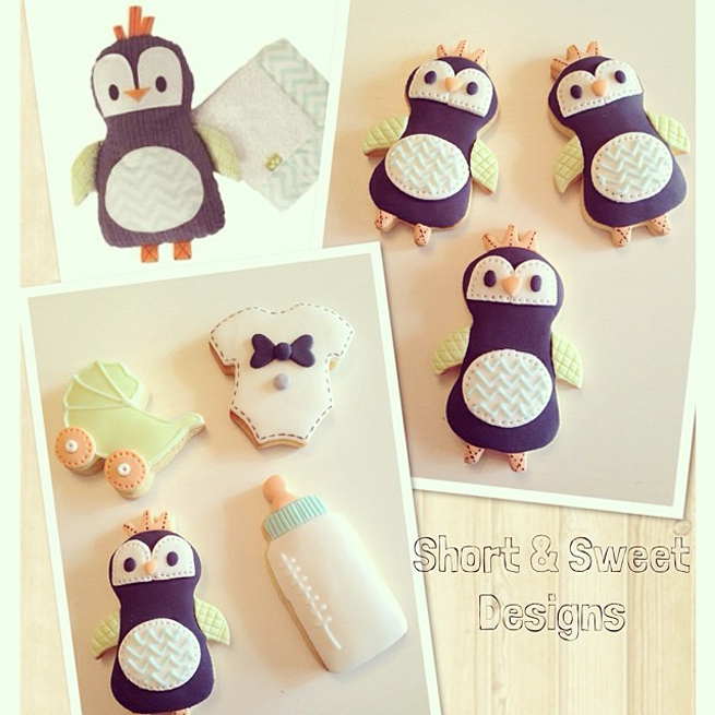 Short and Sweet Cookie Decorators One Fine Baby Fair 6