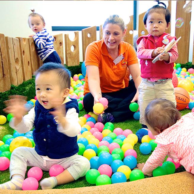 Little Learning School One Fine Baby 7