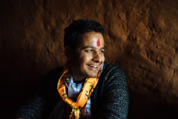 Surya Bhatta, Program Director at One Heart World-Wide.