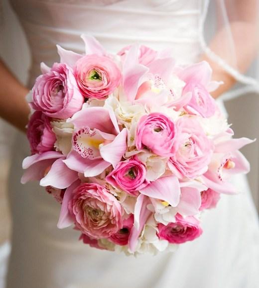 Tavaszi menyasszonyi csokor 2 / Spring bridal bouquet 2 Forrás:http://brideorama.com