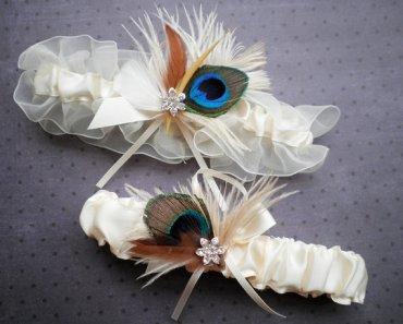 Esküvői harisnyakötő 16 , Bridal garter 16 Forrás:http://www.etsy.com