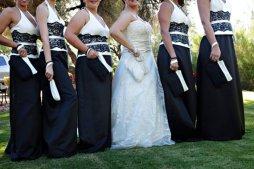 Koszorúslány kézitáska 10, Wedding bridesmaid clutches 10 Forrás:http://www.etsy.com