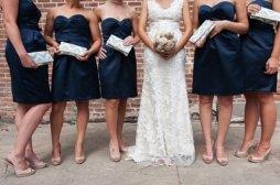 Koszorúslány kézitáska 13 Wedding bridesmaid clutches 13 Forrás:http://www.etsy.com