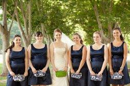 Koszorúslány kézitáska 17 , Wedding bridesmaid clutches 17 Forrás:http://www.etsy.com