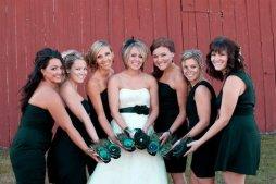 Koszorúslány kézitáska 25 , Wedding bridesmaid clutches 25 Forrás:http://www.etsy.com